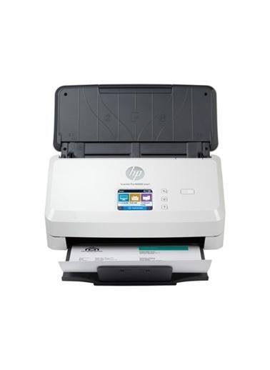 HP Hp Scanjet Pro N4000 6FW08A Network Doküman Tarayıcı Renkli